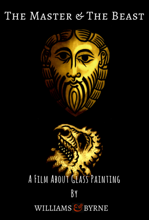 Stained-glass painting documentary