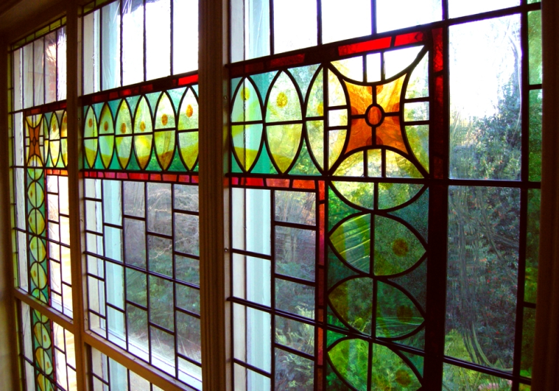 Examples The Questions Of Glass Painting